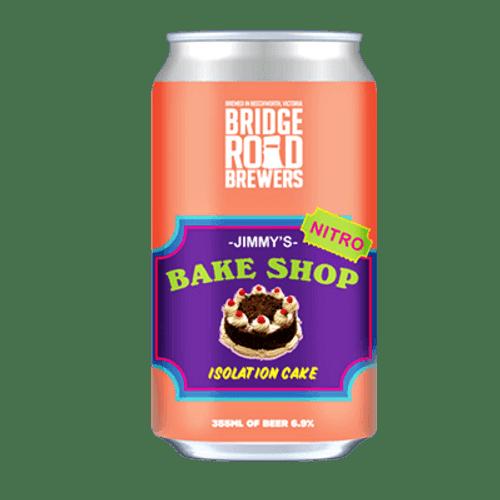 Bridge Road Jimmy's Bake Shop Isolation Cake Brown Ale