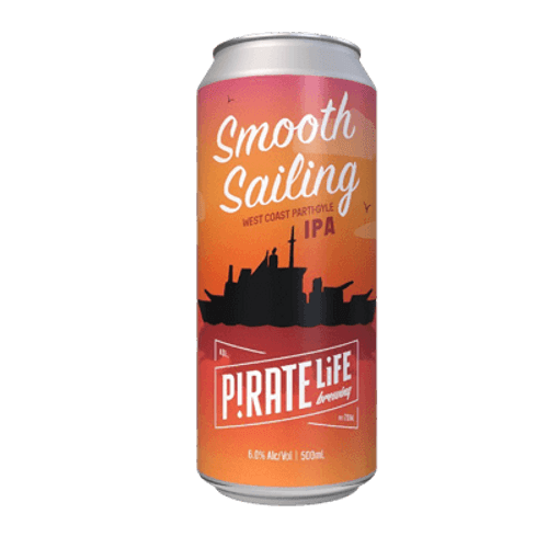 Pirate Life Smooth Sailing IPA