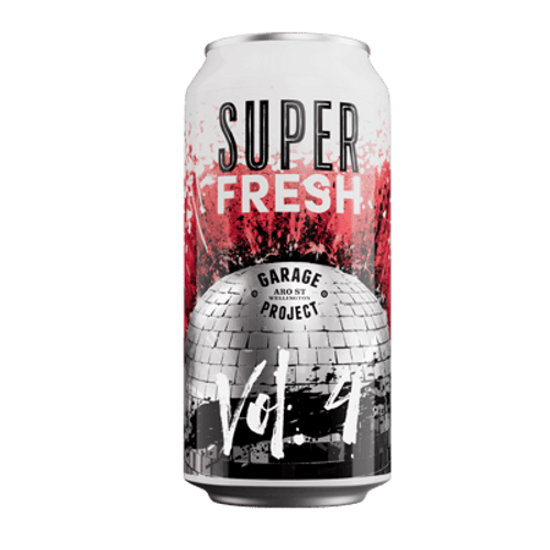 Garage Project Super Fresh Vol. 4 Triple IPA