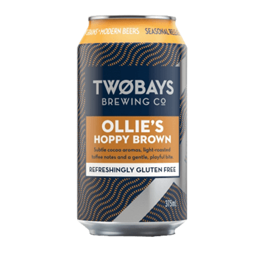 Two Bays Ollie's Hoppy Brown Ale