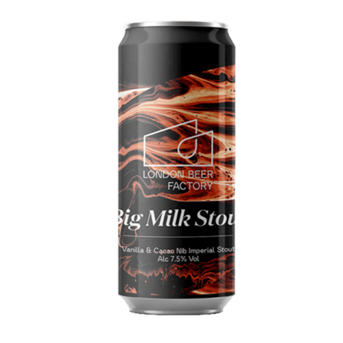 London Beer Factory Big Milk Stout