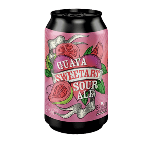 Bright Guava Sweetart Sour Ale