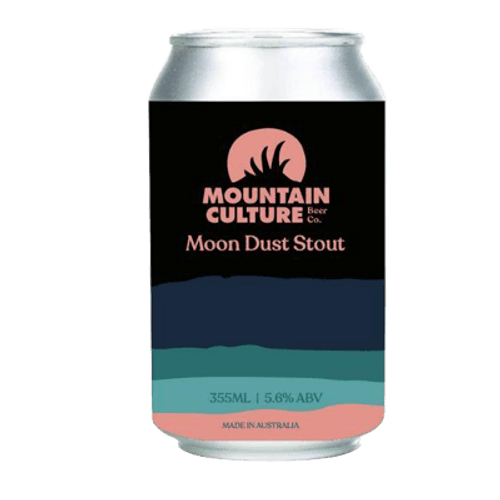 Mountain Culture Moon Dust Stout 355ml