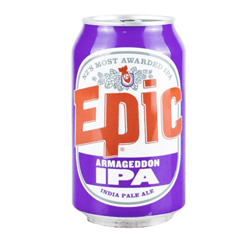 Epic Armageddon IPA 355ml Can