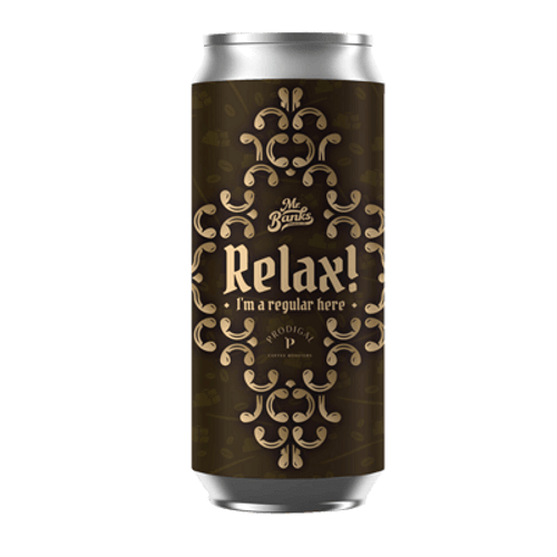 Mr Banks Relax Im A Regular Here Imperial Stout (1 Can Limit)