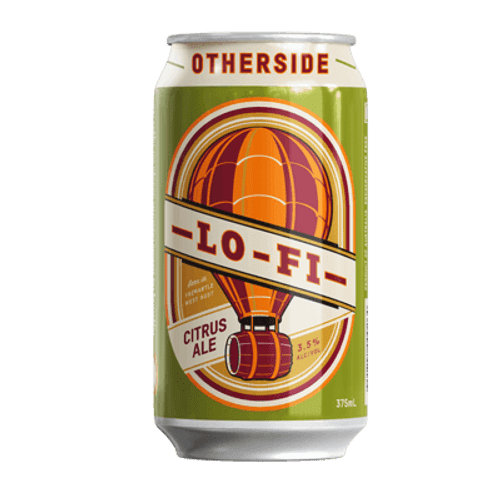 Otherside Lo-Fi Citrus Mid Citrus Session Ale