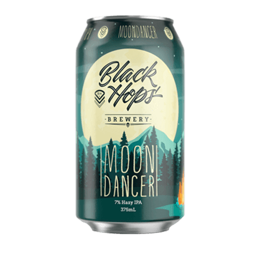 Black Hops Moondancer Hazy IPA