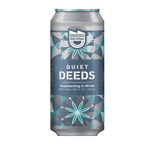 Deeds Daydreaming In Winter DDH Pale Ale