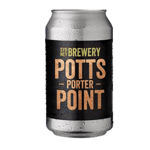 Sydney Brewery Potts Point Porter