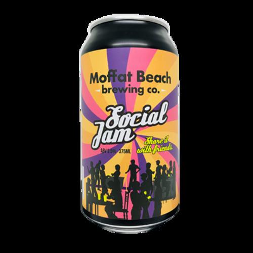 Moffat Beach Social Jam Pale Ale