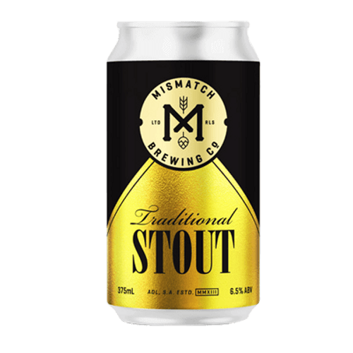Mismatch Traditional Stout