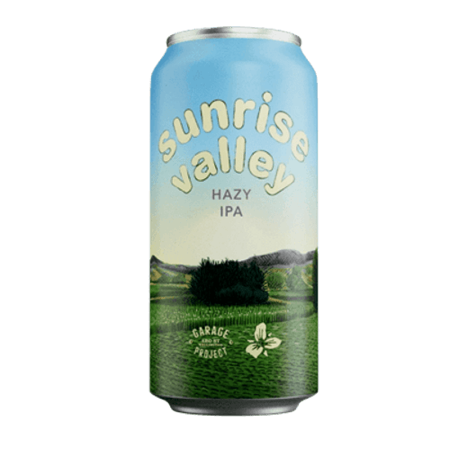 Garage Project Sunrise Valley Hazy IPA (1 Can Limit)