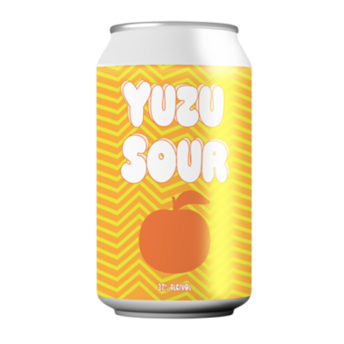Dad & Dave's Yuzu Sour
