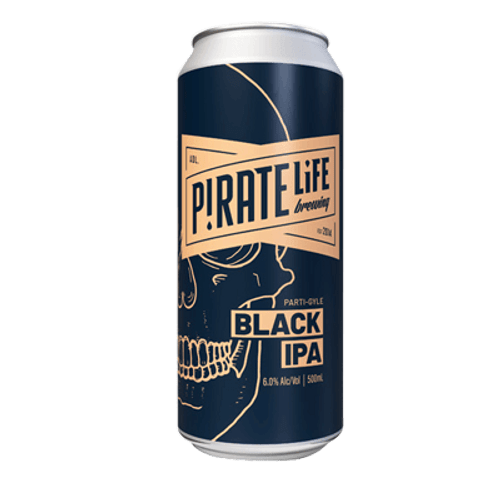 Pirate Life Parti-Gyle Black IPA