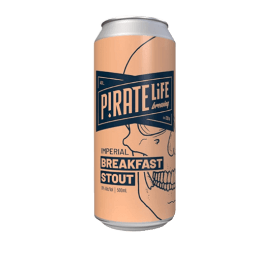 Pirate Life Imperial Breakfast Stout