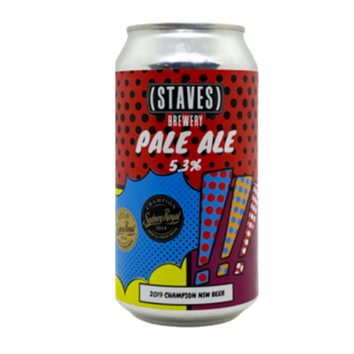 Staves Pale Ale