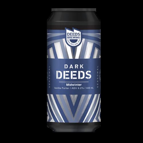Quiet Deeds Dark Deeds Midwinter Vanilla Porter