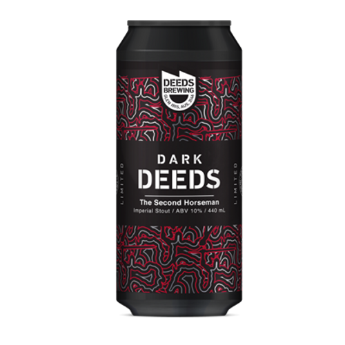 Quiet Deeds The Second Horseman Imperial Stout