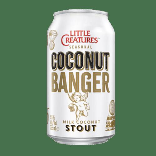 Little Creatures Coconut Banger Stout