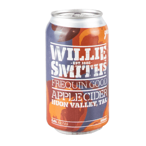 Willie Smith Frequin Good Apple Cider