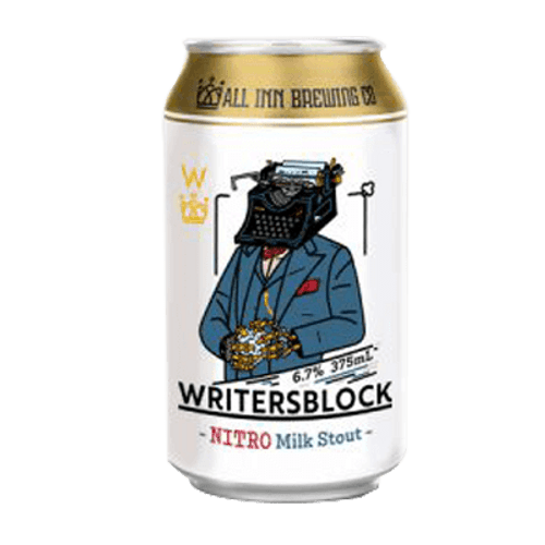 All Inn Writersblock Nitro Stout