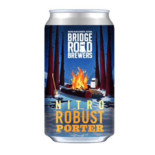 Bridge Road Nitro Chocolate Porter