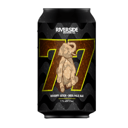 Riverside 77 IPA 375ml Can