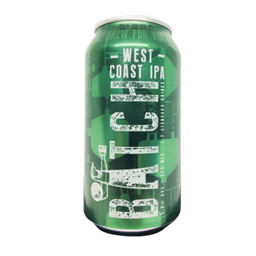 Batch West Coast IPA 375ml Can