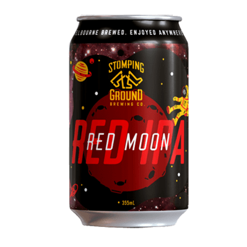 Stomping Ground Red Moon IPA