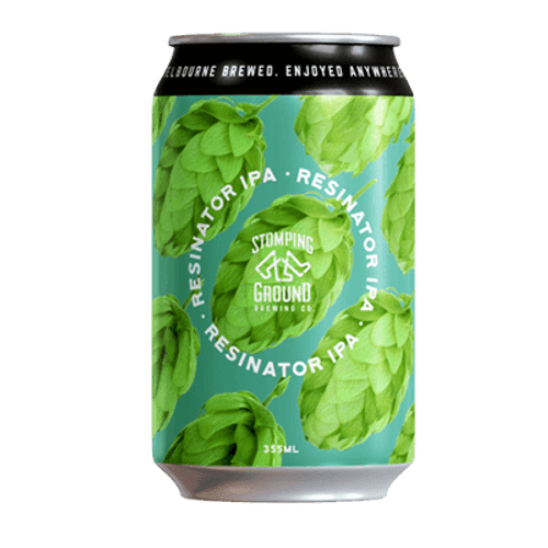 Stomping Ground Resinator  IPA