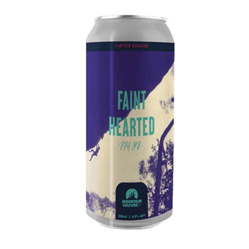 Mountain Culture Faint Hearted DDH IPA