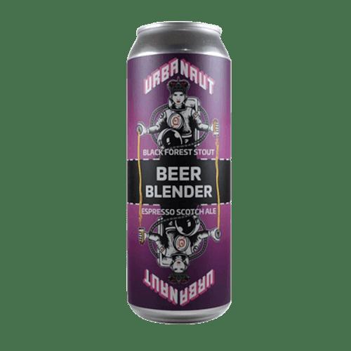 Urbanaut Beer Blenders: Black Forest Stout x Espresso Scotch Ale