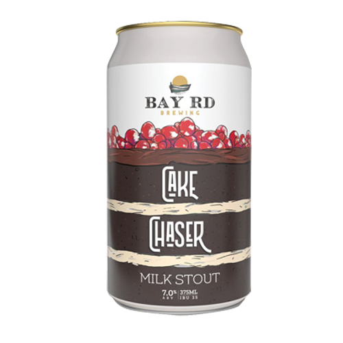 Bay Rd Cake Chaser Milk Stout