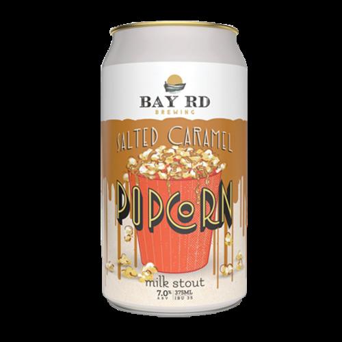 Bay Rd Salted Caramel Popcorn Milk Stout