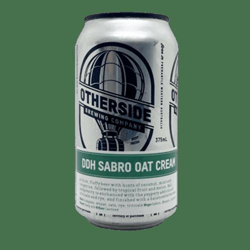 Otherside DDH Sabro Oat Cream IPA