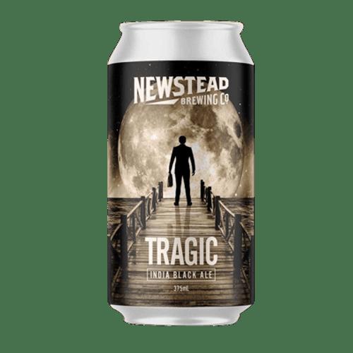 Newstead Tragic Black IPA