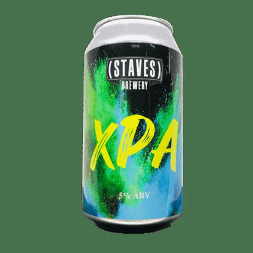 Staves Paradise XPA
