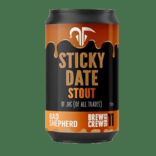 Bad Shepherd Sticky Date Stout