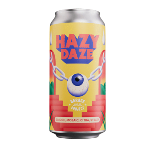 Garage Project Hazy Daze Pale Ale