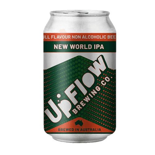 UpFlow Session IPA Alcohol Free