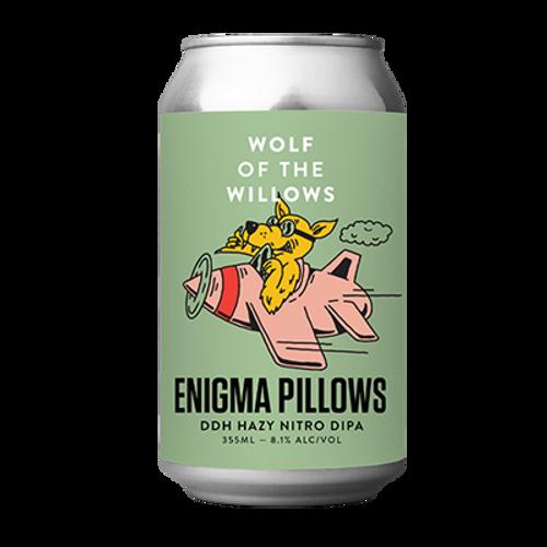 Wolf Of the Willows Enigma Pillows Nitro DIPA