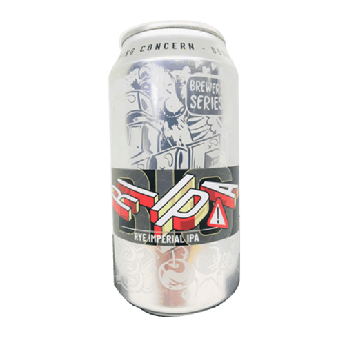 Big Shed RIIPA Imperial IPA 375ml Can