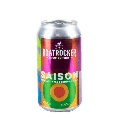 Boatrocker Saison 375ml Can