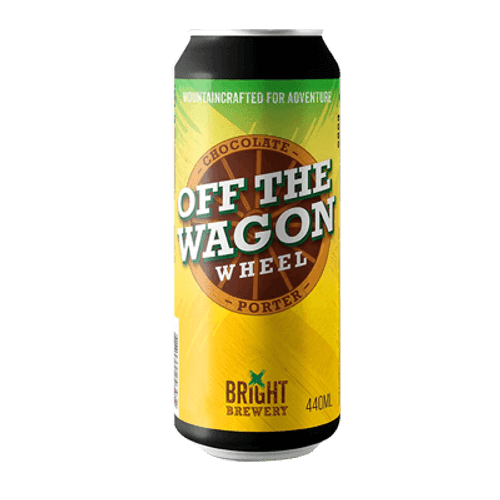 Bright Off the Wagon Wheel Porter