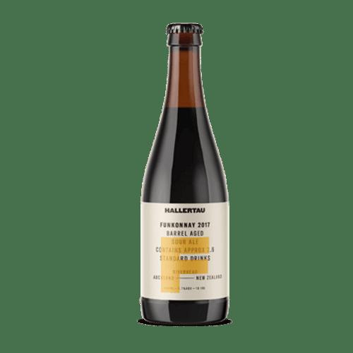 Hallertau Funkonnay Sour Ale 2017