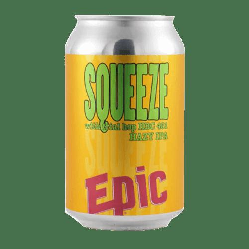 Epic Squeeze Hazy IPA