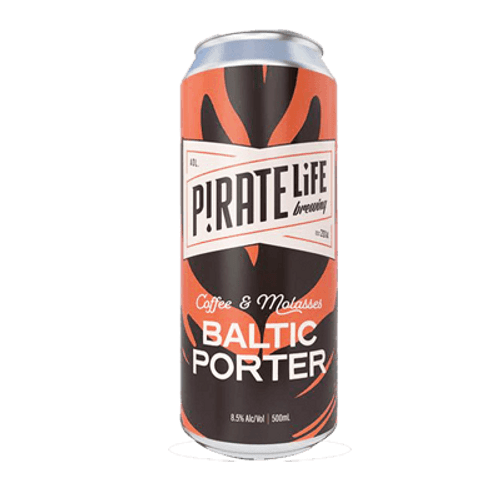 Pirate Life Coffee & Molasses Baltic Porter