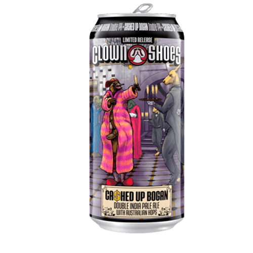 Clown Shoes Ca$hed Up Bogan IPA