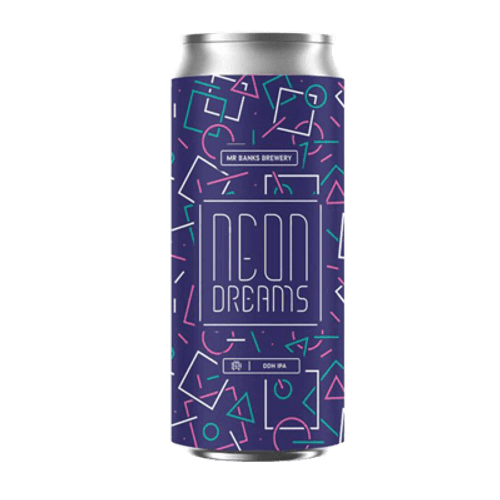 Mr Banks Neon Dreams DDH IPA