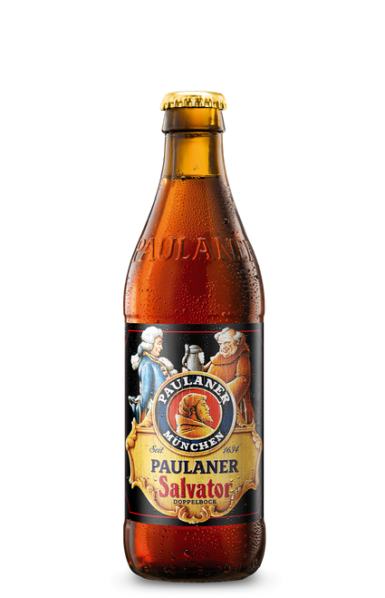 Paulaner Salvator Doppelbock 500ml Bottle